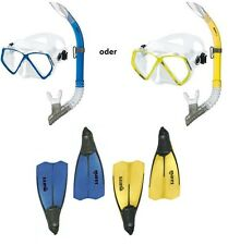 Mares ZEPHYR Explorador Set de snorkel talla 34-47 dif. colores abc-set