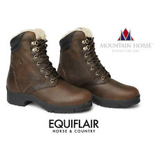 Mountain Horse Snowy River Lace Waterproof Riding Boots