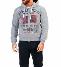 Geographical Norway - Sudadera Filliam gris Hombre chico