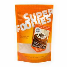 Superfoodies Powdered Pancake Mix with Brown Rice Protein & Cacao Powder 290g