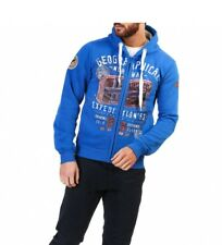 Geographical Norway - Sudadera Filliam azul Hombre chico