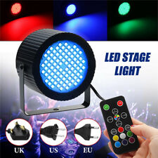 RGB 88 LED Stage Effetto Luce Laser Proiettore DJ Club Disco Color Party Light