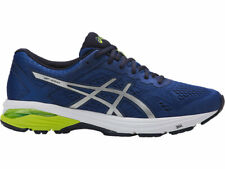 Asics Mens GT-1000 6 Supportive Road Running Shoes - Limoges/Silver/Peacoat