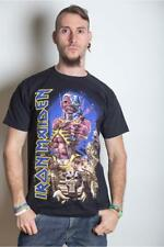 Iron Maiden 'Somewhere Back in Time' T-Shirt Jumbo Print - OFFICIAL MERCHANDISE