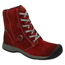 Keen Voyage Bottes WP CHAUSSURES FEMMES BOTTES D' HIVER BOTTINES outdoof cuir