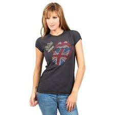 Camisetas y Tops -  Amplified Negro Mujer No Aplica Amplav400stucc 9739215
