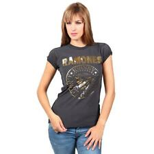 Camisetas y Tops -  Amplified Negro Mujer No Aplica Amplav400ragcc 9739210