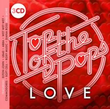 Various Artists - Top of the Pops - Love NUEVO CD