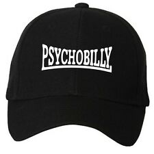 Psychobilly Ringer Baseball cap- Rockabilly, Rock'n'Roll, Punk,