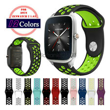 Replacement Soft Silicone Sport Bracelet Watch Band Strap For ASUS Zenwatch 2