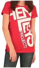Henleys Womens 'Lockdown' Red T-Shirt (New with Tag)