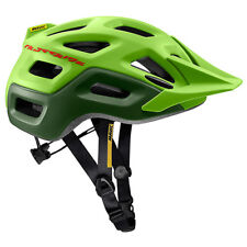 MAVIC CASCO MTB CROSSRIDE LIME GREEN-CHIVE  2018