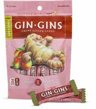 The Ginger People | Spicy Apple Ginger Chews 84g
