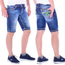 Red Bridge Jeans R 31152 Redbridge Herren blue Shorts Bermudas kurze Jeans Hose