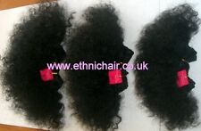 Human Hair Afro Weave. Hair Extension Humano Cabello 100%. Extension del pelo