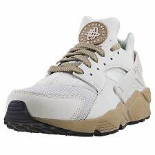 Nike Mens Air Huarache Sneakers Light Bone/Light Bone 318429-050