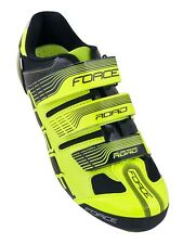 FORCE ROAD RACE CYCLING SHOES FLUORINE-BLACK