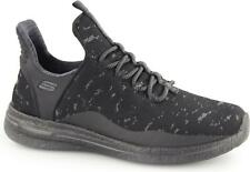 Skechers BURST 2.0 - NEW AVENUES Femmes Chaussures Baskets Slip On Conforts Noir