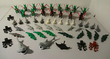 (E 11) Lego Animaux Dragon Dinosaures Requins Crocodiles pour Chevalier Pirates