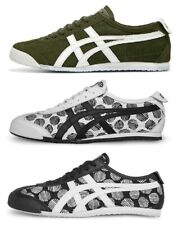 ZAPATOS ASICS ONITSUKA TIGER MEXICO 66 D620N D2J4L DL408 LIMITED EDITION LONA