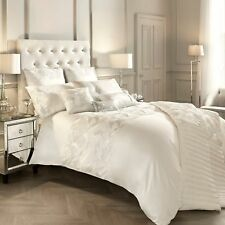 Elegant Kylie Minogue ADELE Soft Sparkle Cream / Oyster Bedding Spring/Summer 18