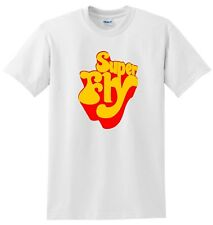 Superfly T-shirt - 70's Movie, Cult Classic, Curtis Mayfield-  free delivery