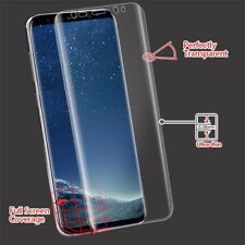 Samsung Galaxy S9 /Plus Full Curved Cover LCD Screen Protector Film Guard Shield