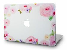 MacBook Pro Retina 13 Inch Case 2015 Protective Shell Cover A1502 /A1425 Flower5