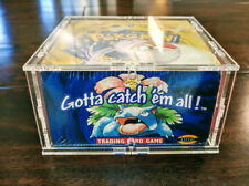 Pokemon Wotc Booster Box Protective Case ( Base Set Wotc, Neo , Aquapolis )