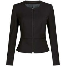 Greiff CORPORATE VESTIARIO moderno blazer donna slim fit nero numero modello: