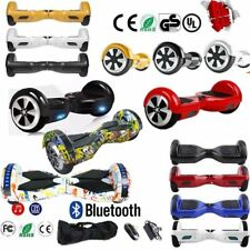 "6,5"" 8"" ELECTRICO PATINETE BLUETOOTH HOVERBOARD SCOOTER SKATE BOARD MANDO&BOLSO"