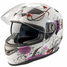 CASQUE INTEGRAL FEMME NOX N915 BUTTERFLY CHOIX TAILLE