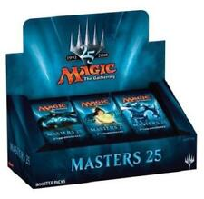 Magic the Gathering Masters 25 New Factory Sealed Booster Box!