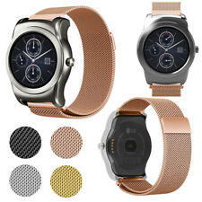 Replacement Milanese Loop  Strap Bands for LG Watch R W100 LG Watch Urbane W150