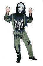 Scheletro Zombie Bambino # Book Week horror vestito costume da Halloween