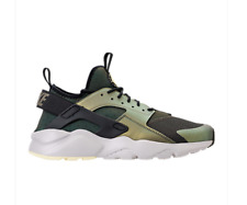 NEW Mens Nike Air Huarache Run Ultra SE Casual Shoes 875841-302 Sequoia/Black f1