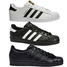 Adidas Originals Superstar Foundation Zapatillas Negras/ blanco/ Todo en Negro