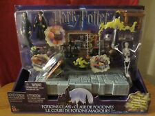 Harry Potter Potions Class Play Set Professor Snape Mattel 2003 Toy Rare New!
