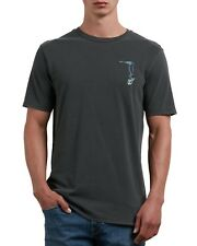 Volcom Birch Bird T-Shirt - Black - Mens T-Shirts