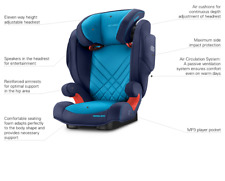 RECARO Monza Nova 2 Baby Toddler Child Car Seat 3 - 12 years 15-36kgs Group 2 3