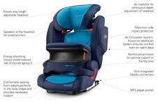 RECARO Monza Nova IS Seat Fix Toddler Child Car Seat 3-12 yrs 15-36kgs Group 2 3