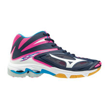 MIZUNO Wave Lightning Z3 Mid Wos Peacoat / White