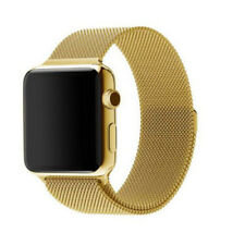 New Milanese Magnetic Loop Stainless Steel Strap Watch Bands For iWatch 38/42 MM