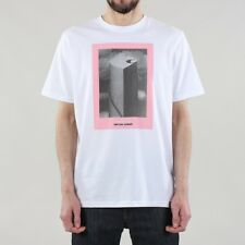 Carhartt WIP C Tower T-shirt - White/Pink