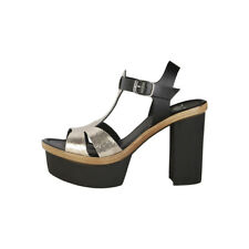 Sandali Donna V 1969 EGLANTINE_95  black,gold NEW