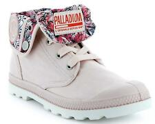 Palladium Baggy Donna Sneakers Scarpe Casual Boots 93314-677-m Rosa NUOVO