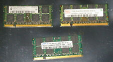 512MB 1GB 2GB DDR1 333/400MHz SO-Dimm pol.200 PC2700S/3200S LAPTOP SPEICHER RAM
