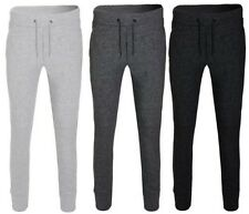 homme coupe Slim Gym Jogging Bas Survêtement Pantalon Skinny de