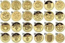 £1 ONE POUND REAR COINS, BRITISH COIN HUNT 1983-2016 COLLECTABLE TRUSTED SELLER