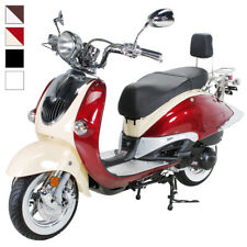 ZN retrò Monopattino zn125t-h MOTORE SCOOTER 125 cc retroroller SCOOTER 125ccm
